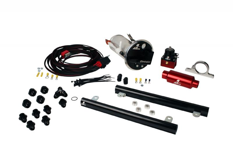 Aeromotive 17330 Fuel System 05-09 Mustang GT System Ford Mustang 2005-2009