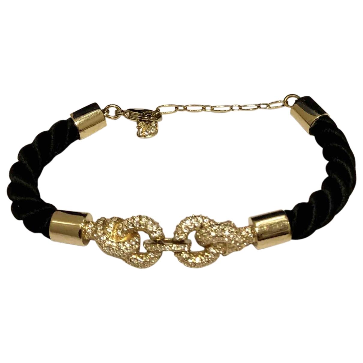 Swarovski \N Black Horn bracelet for Women \N