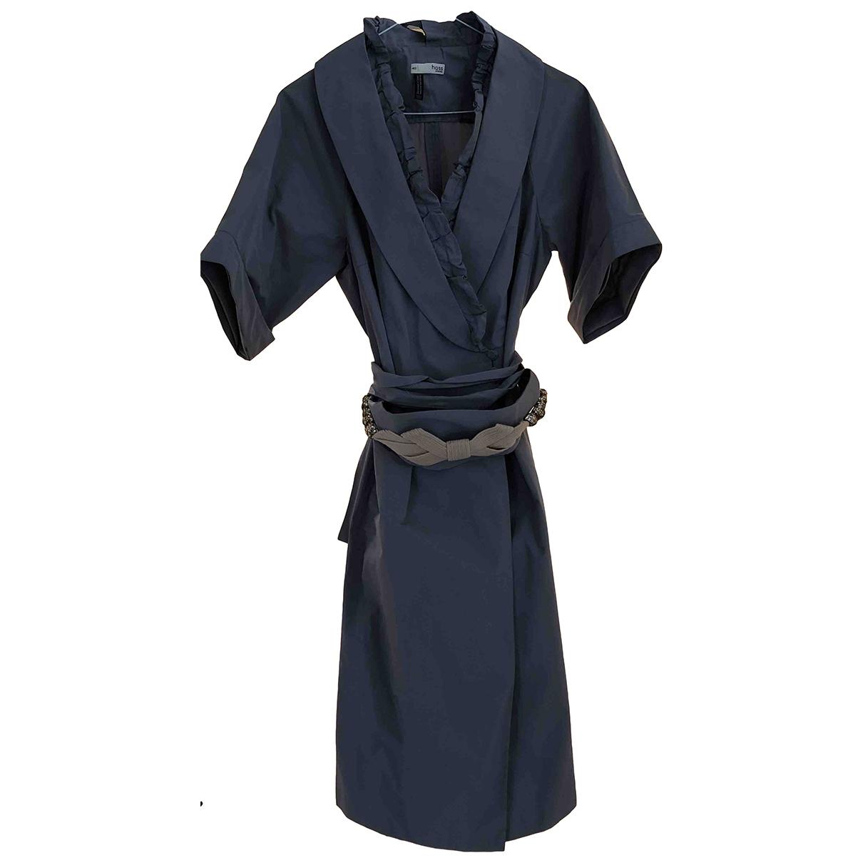 Hoss Intropia \N Kleid in  Lila Polyester