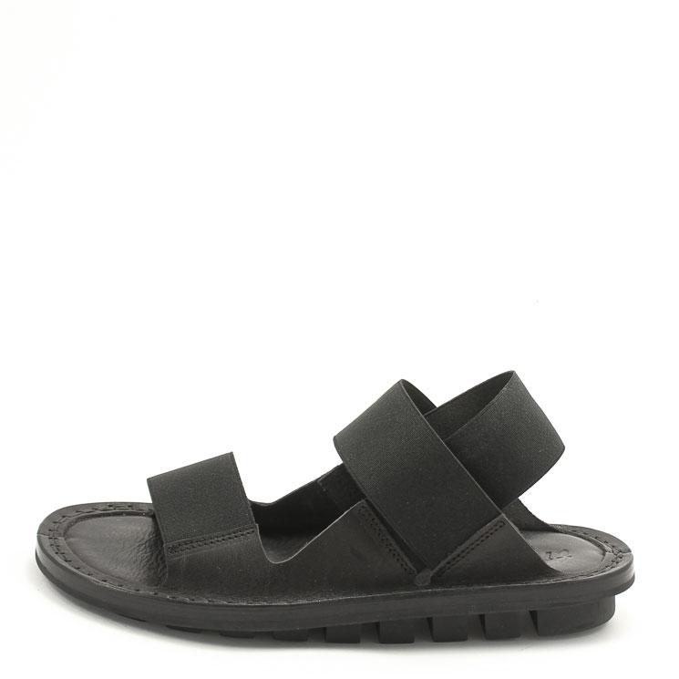 Trippen, Anna f Closed Women's Sandals, black Größe 35