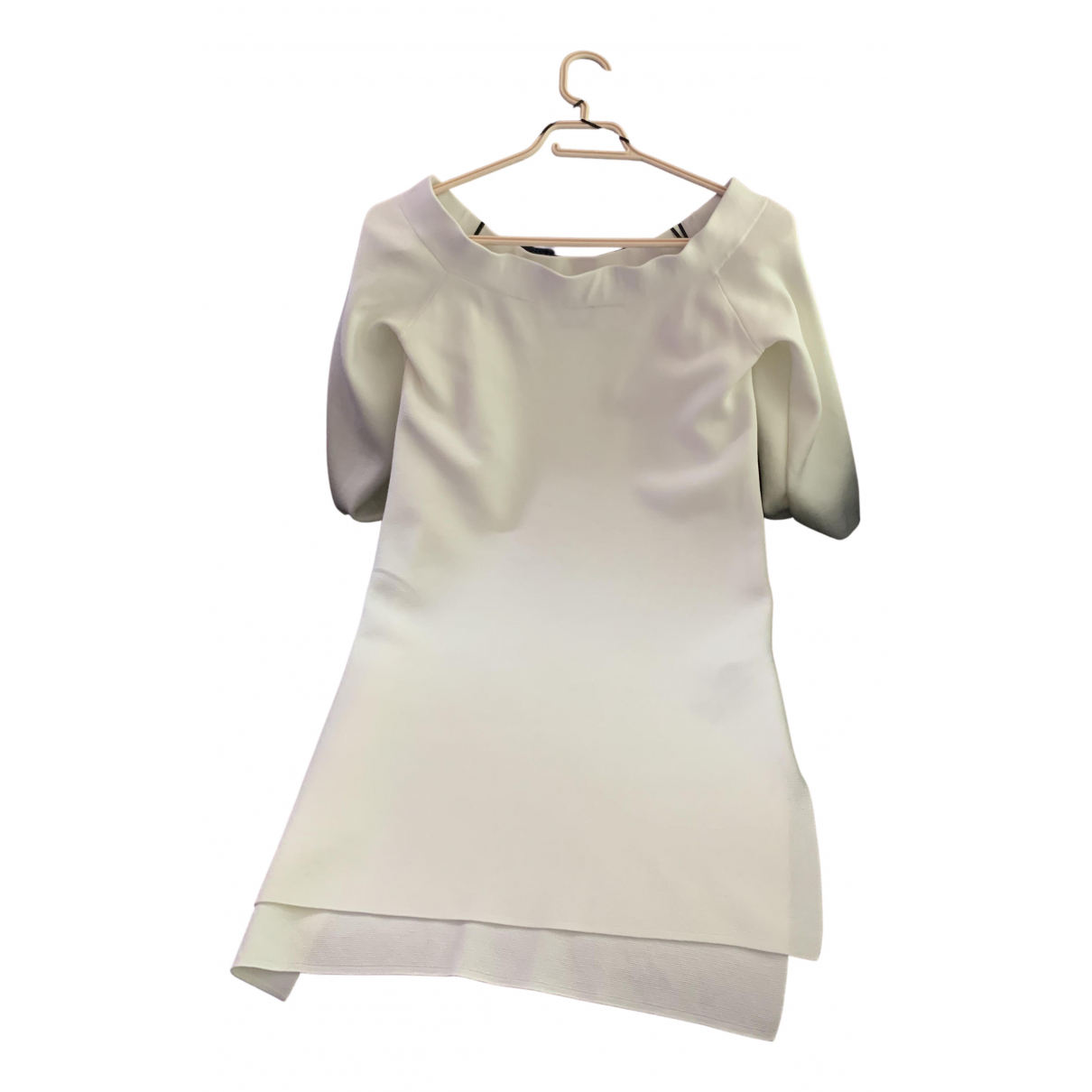 Massimo Dutti N White Knitwear for Women 38 FR