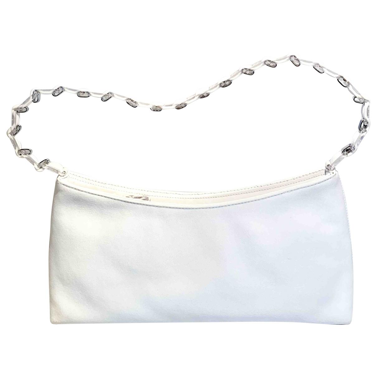 Salvatore Ferragamo \N White Cloth handbag for Women \N