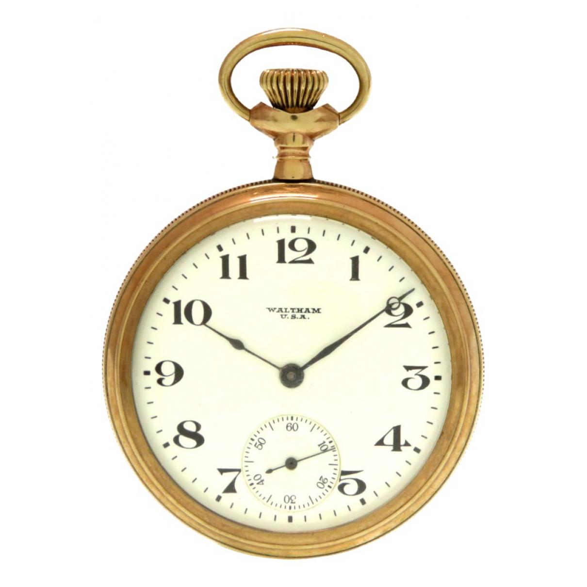 Reloj de Oro amarillo Non Signe / Unsigned