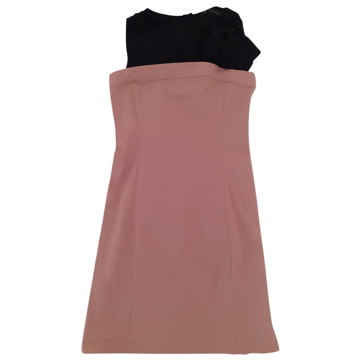 Patrizia Pepe \N Pink Cotton dress for Women 44 IT