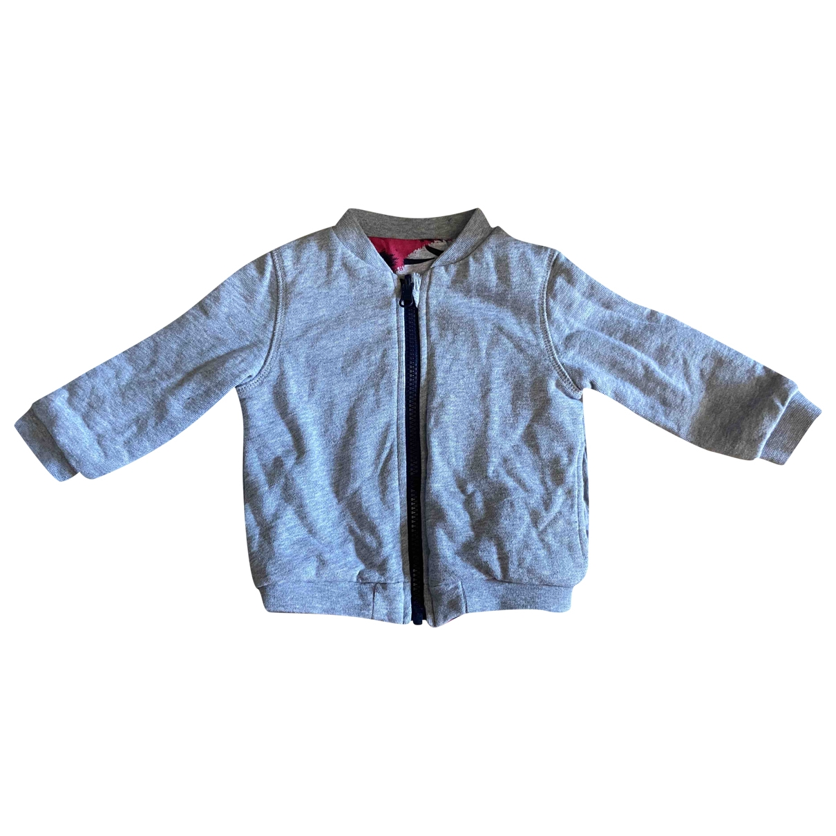 Kenzo \N Grey Cotton jacket & coat for Kids 18 months - up to 81cm FR