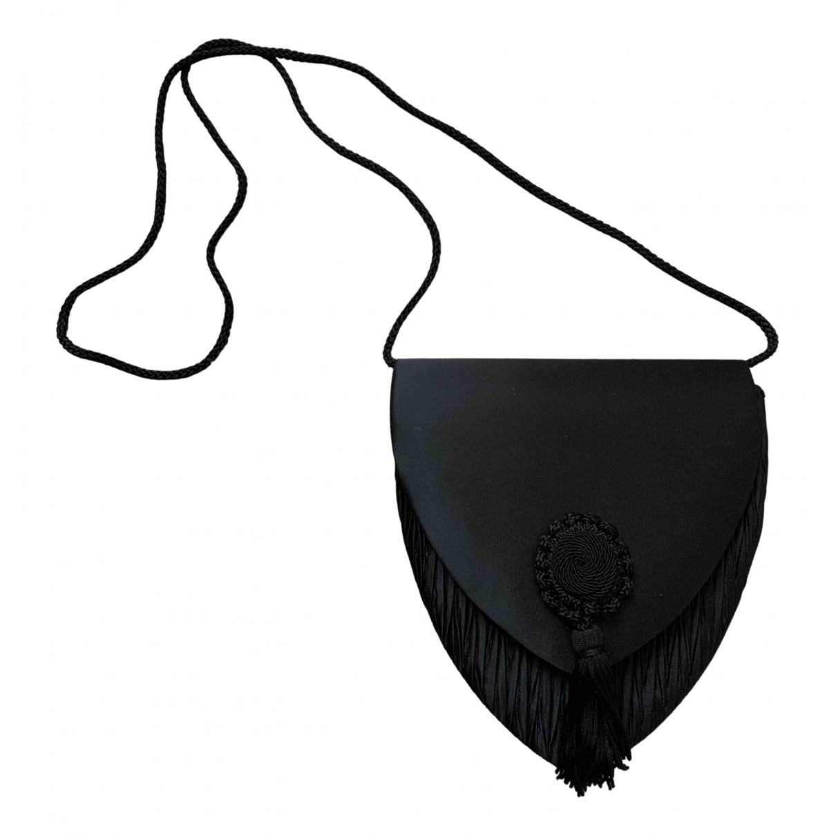 Van Cleef & Arpels N Black Cloth handbag for Women N
