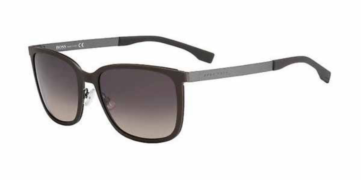 Boss by Hugo Boss Boss 0723/S KDM/R4 Men's Sunglasses Brown Size 56