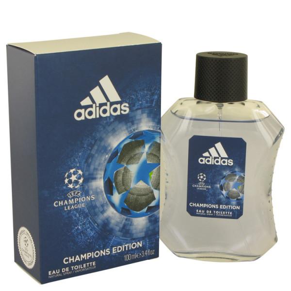 Adidas Uefa Champion League - Adidas Eau de Toilette Spray 100 ml