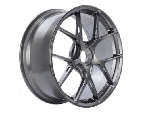 BBS FI-R Wheel 20x11.5 Center Lock 54mm Platinum Gloss