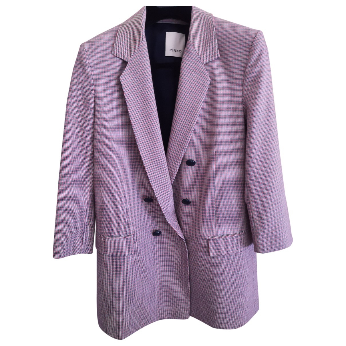 Pinko \N Pink jacket for Women 38 FR