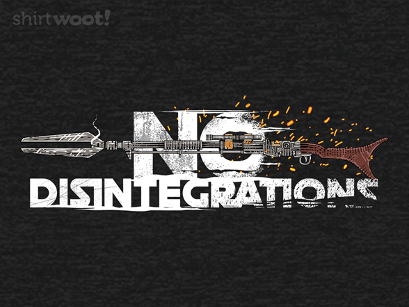 Way Of Disintegration T Shirt