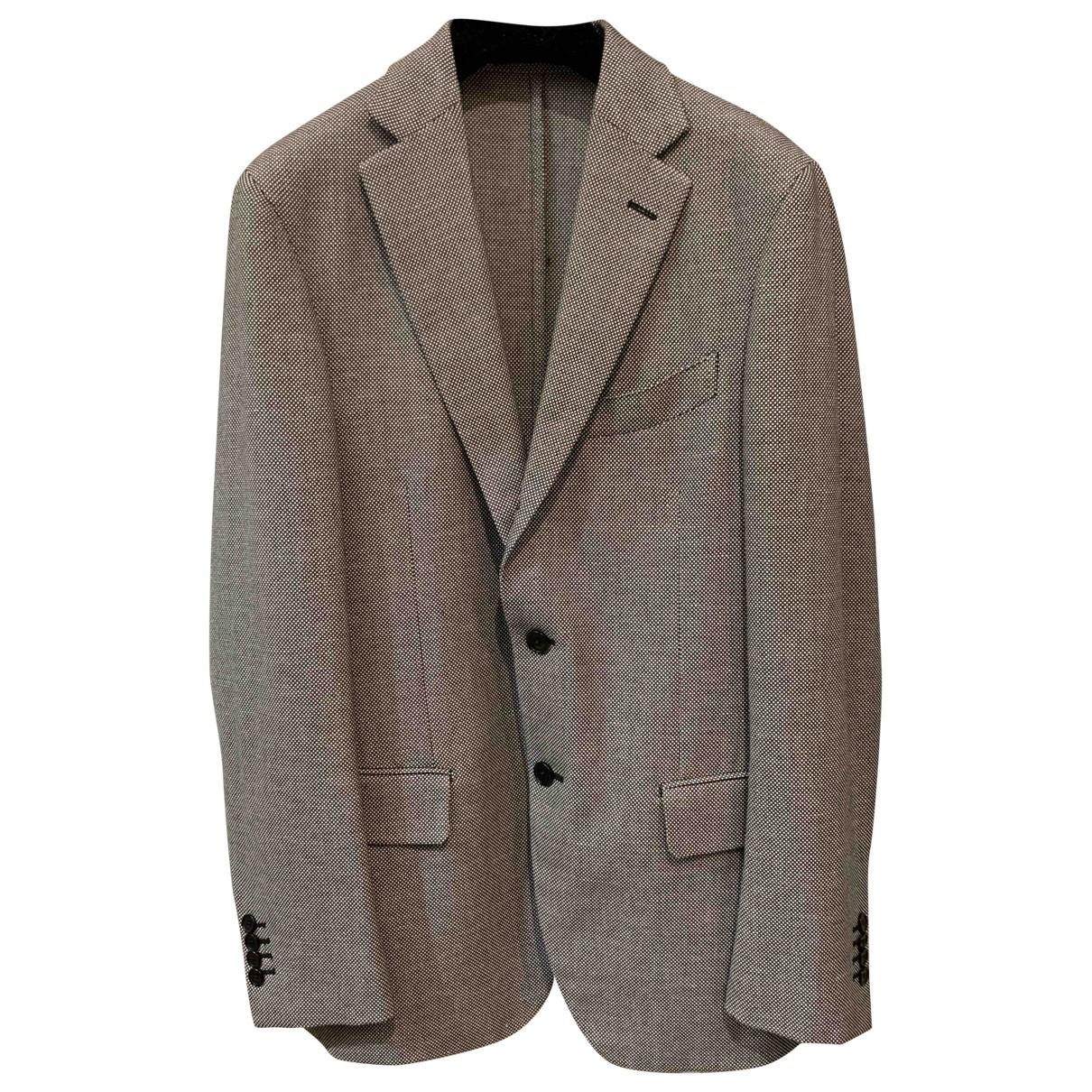 Piombo - Vestes.Blousons   pour homme en coton - multicolore
