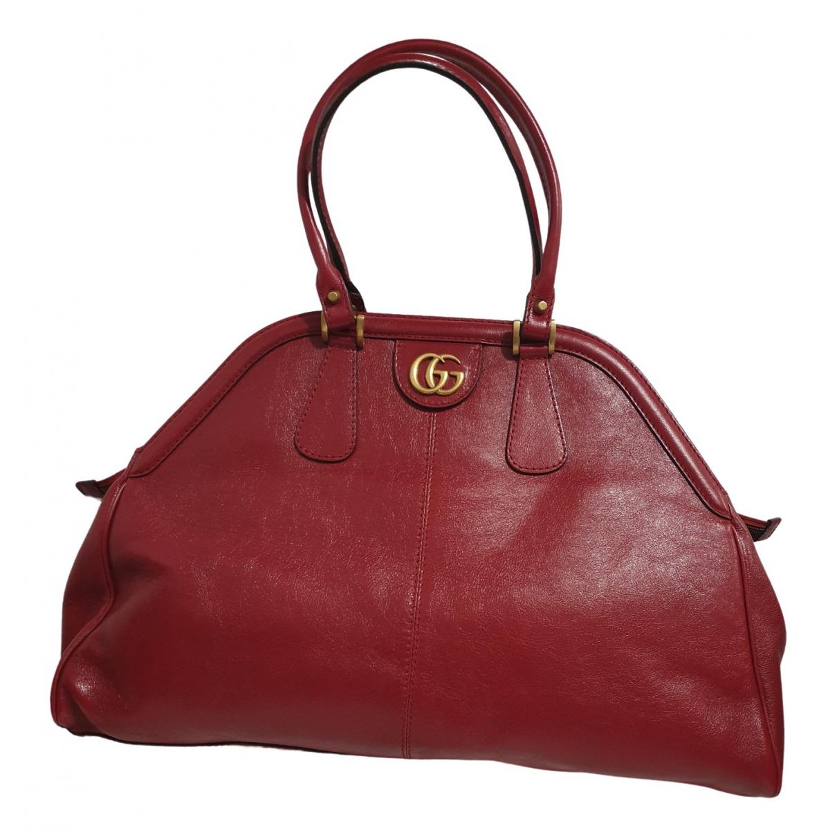 Gucci Re(belle) Handtasche in Leder
