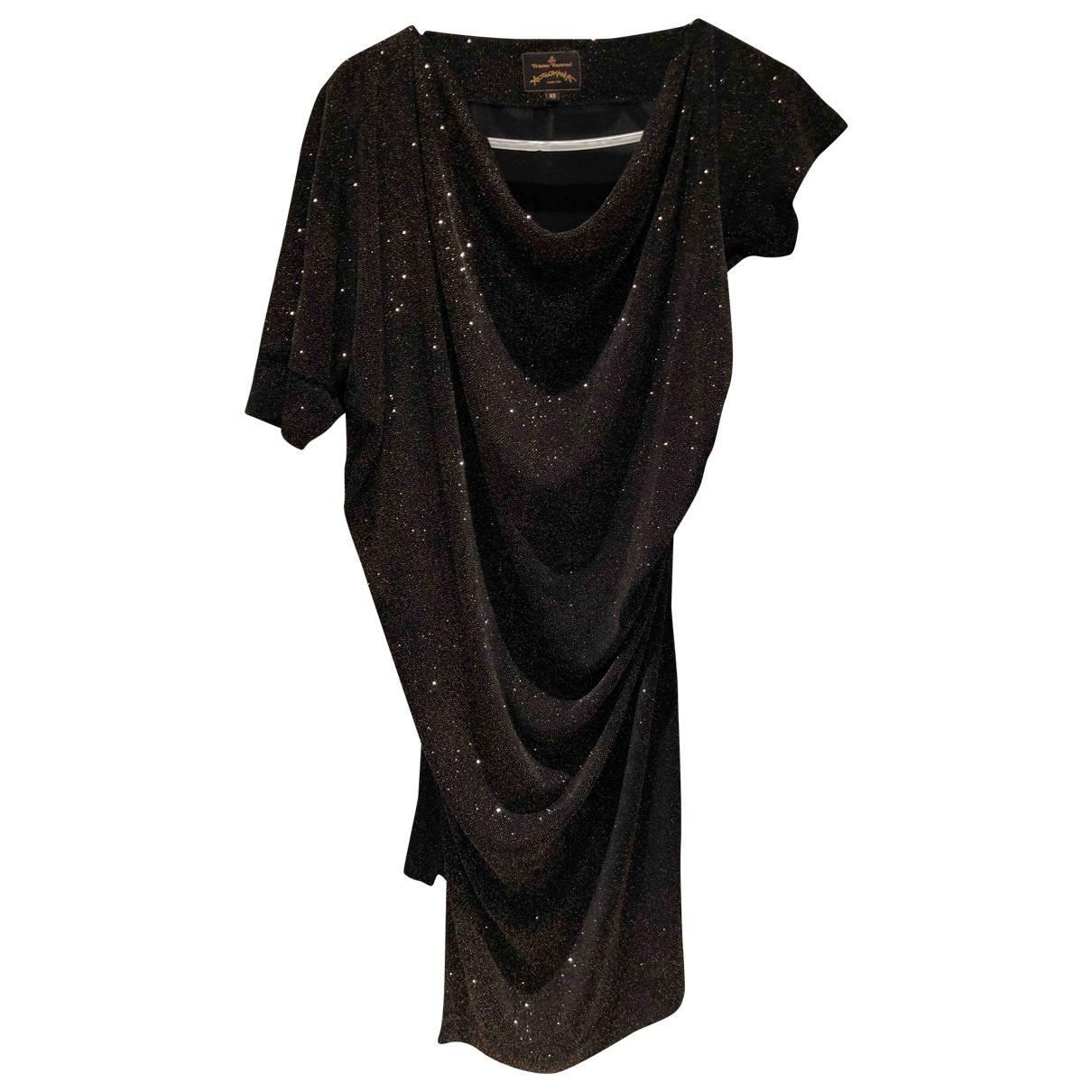 Vivienne Westwood Anglomania \N Kleid in Viskose