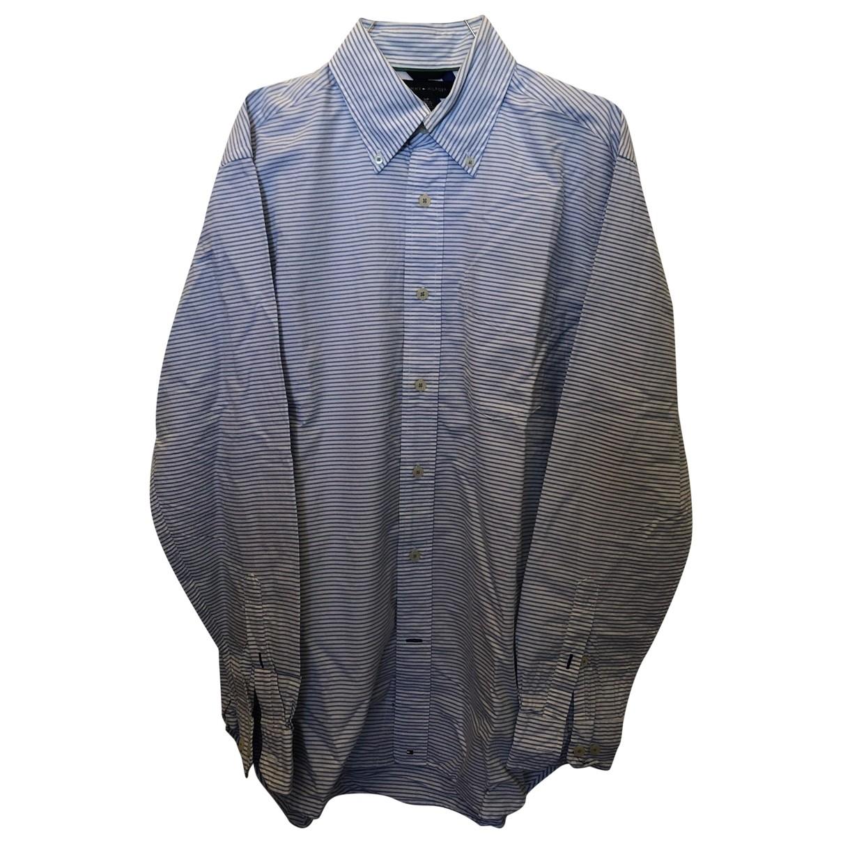 Tommy Hilfiger \N White Cotton Shirts for Men S International