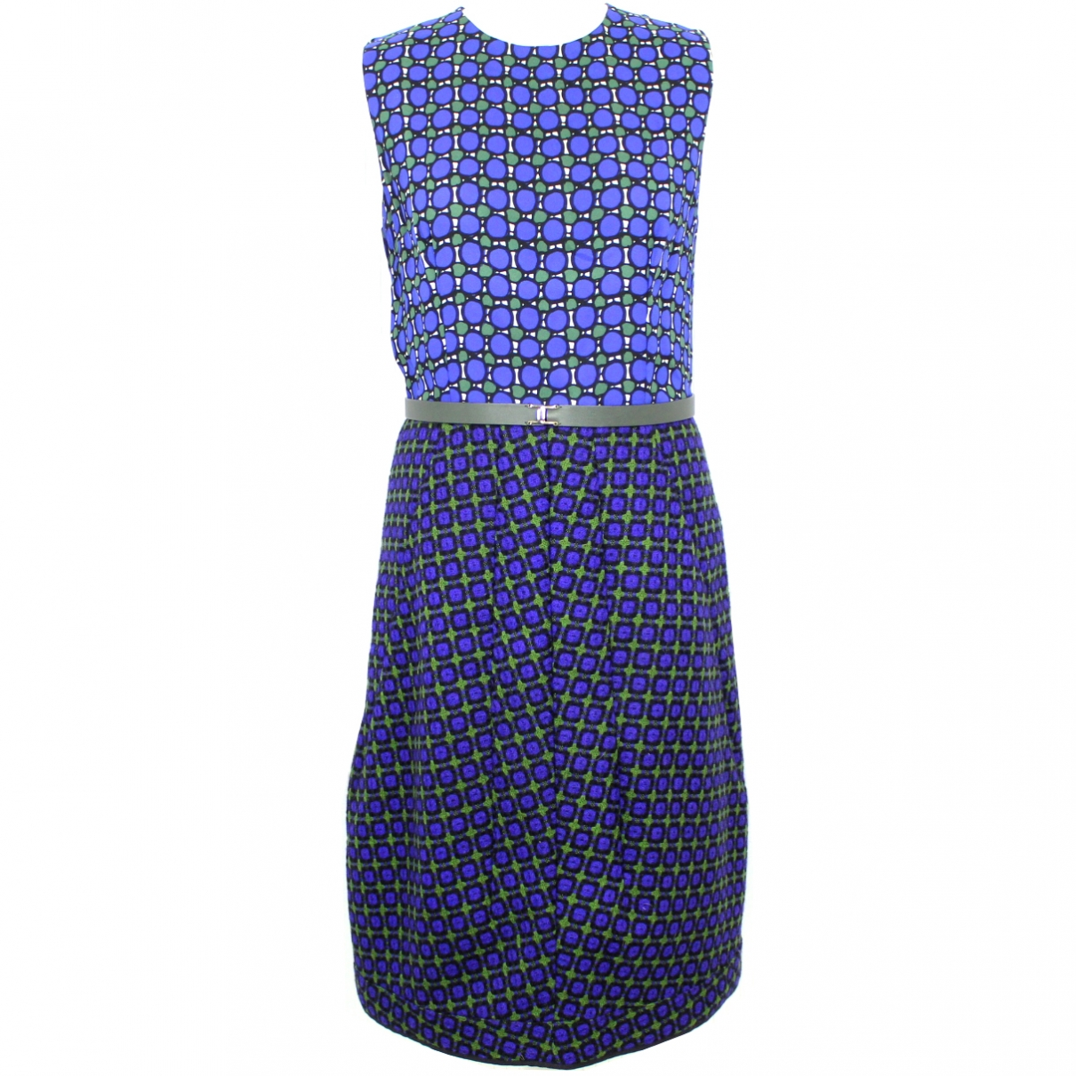 Marni \N Navy dress for Women 42 IT