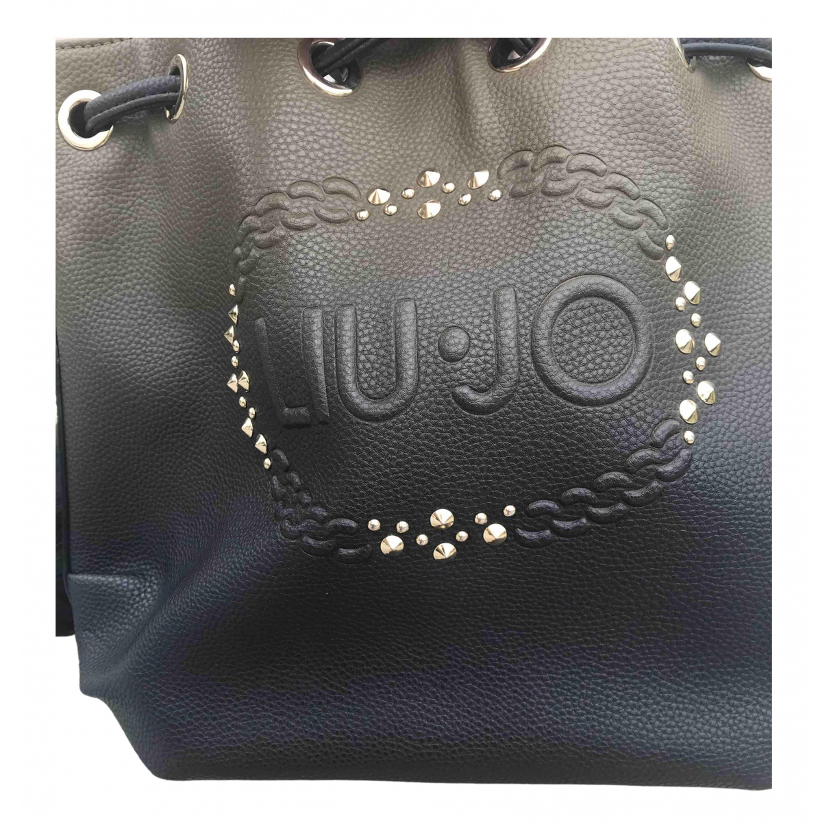 Liu.jo \N Handtasche in  Khaki Synthetik