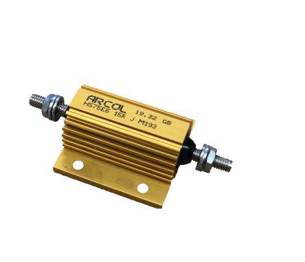 Arcol 75 Watts Al Housed 220 Ohms ±1% E6 Threa (32)