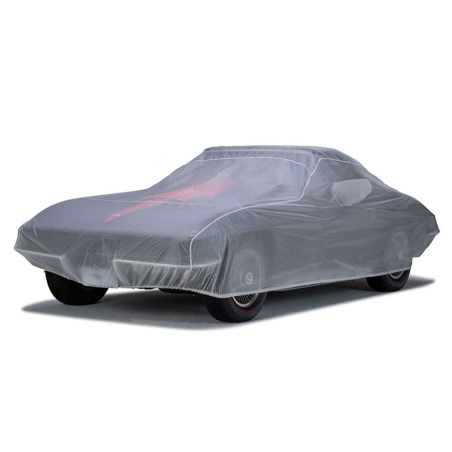Covercraft CA24VS ViewShield Custom Car Cover Clear Fiat X-1/9 1974-1983