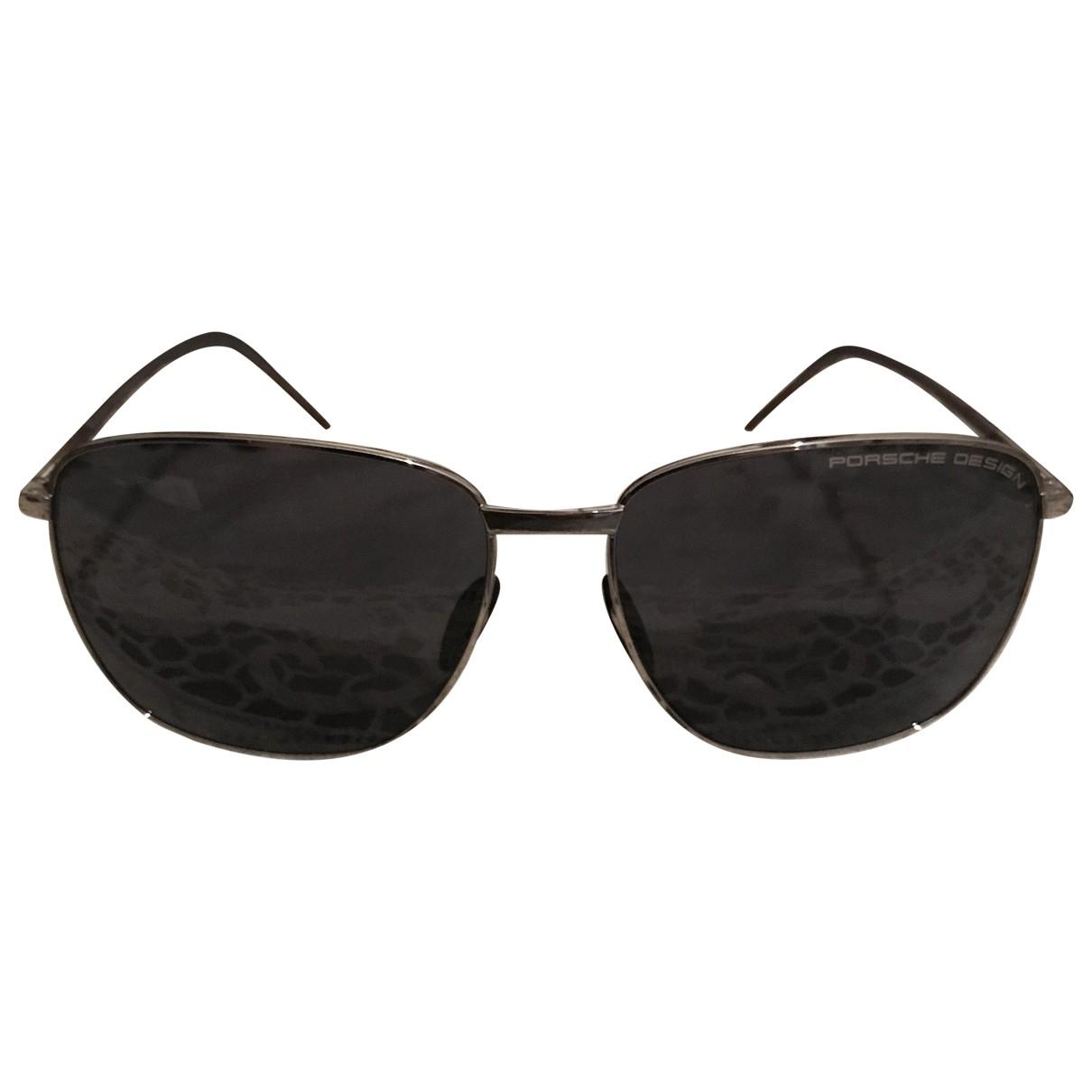 Porsche Design \N Silver Metal Sunglasses for Men \N