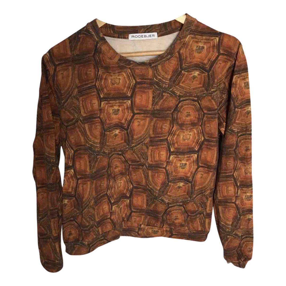 Rodebjer N Orange Cotton Knitwear for Women S International
