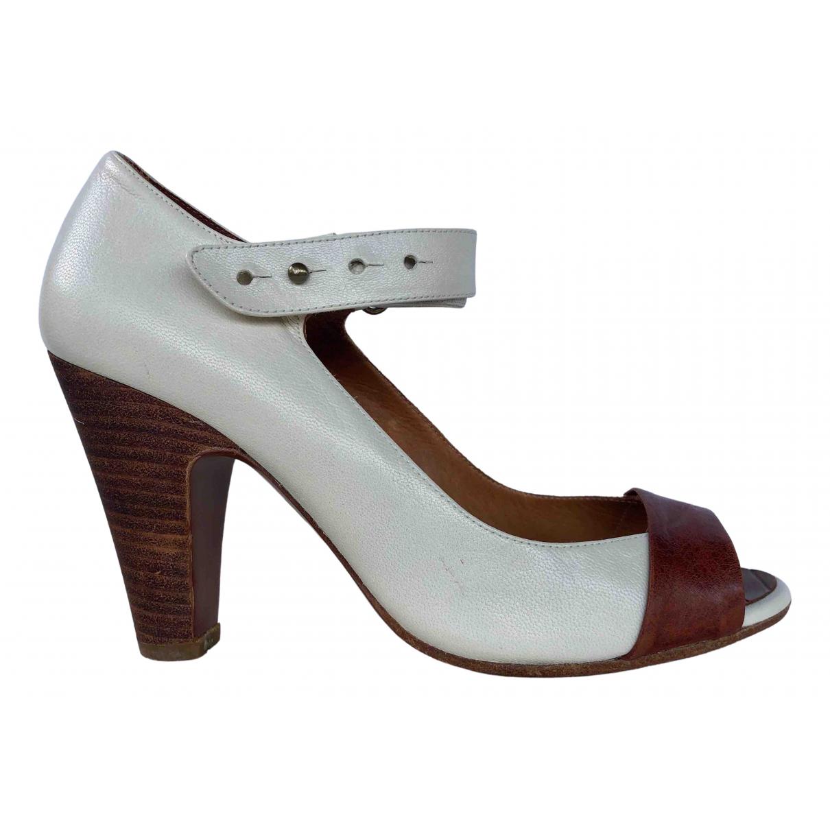 Chie Mihara - Sandales   pour femme en cuir