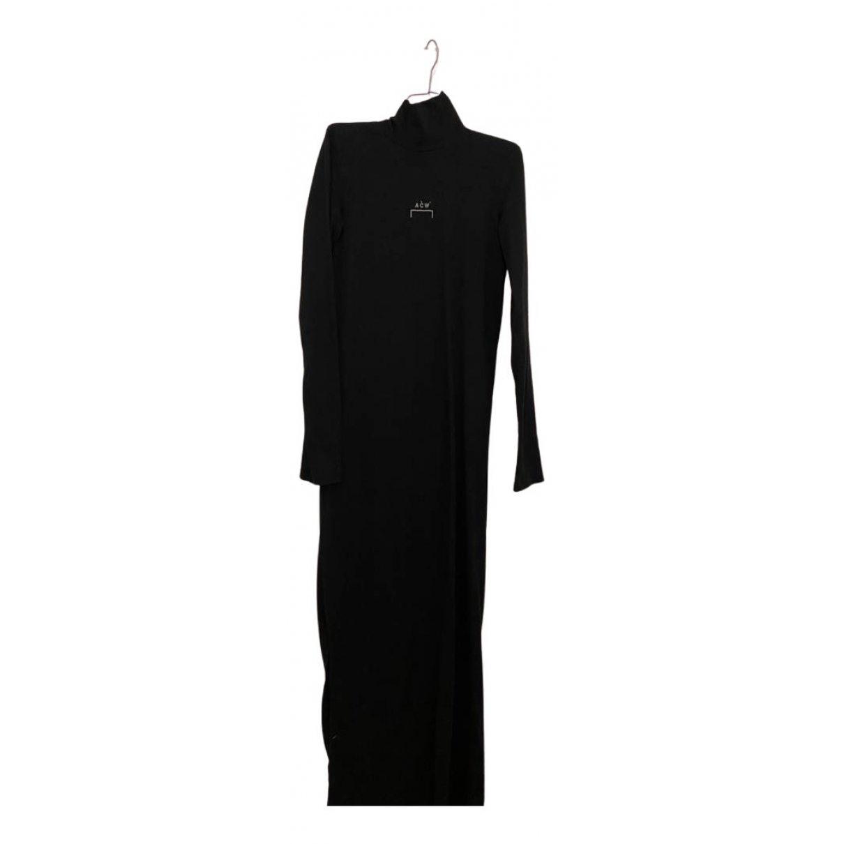 A-cold-wall - Robe   pour femme en coton - noir