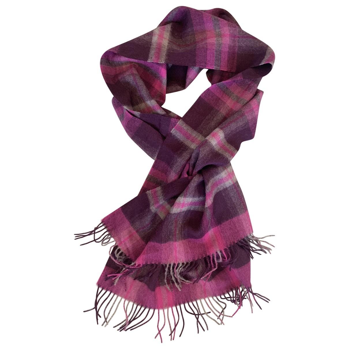 Max Mara Weekend \N Red Wool scarf for Women \N