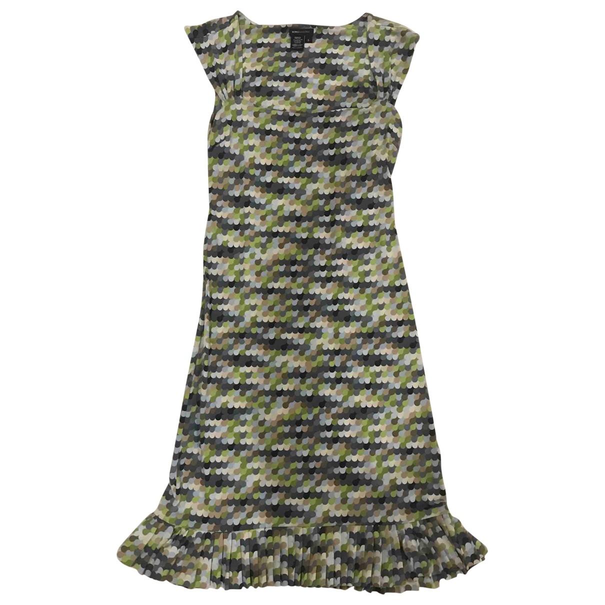 Bcbg Max Azria - Robe   pour femme - vert