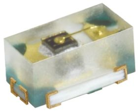 OSRAM Opto Semiconductors SFH 4053 Osram Opto, CHIPLED 860nm IR LED, 1005 (0402) SMD package (10)