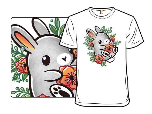 Cute Bunny T Shirt
