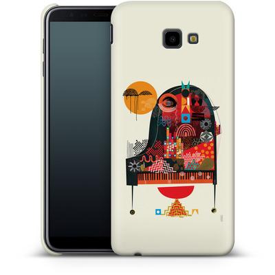 Samsung Galaxy J4 Plus Smartphone Huelle - Sound of Joy von Victoria Topping