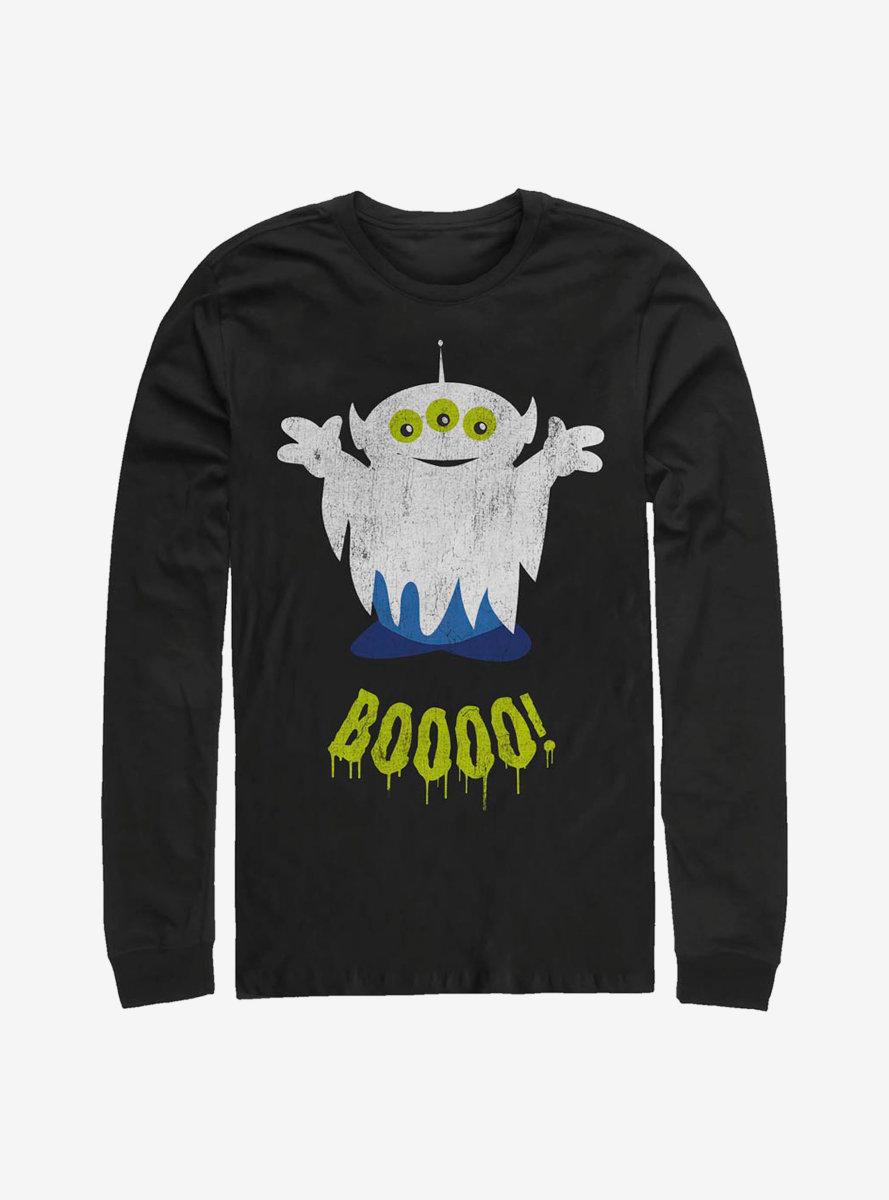 Disney Pixar Toy Story Floating Alien Long-Sleeve T-Shirt