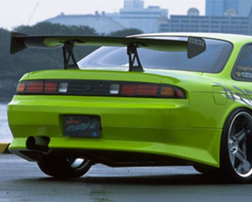 RIDGE Rear Bumper Nissan 240SX S14 95-98