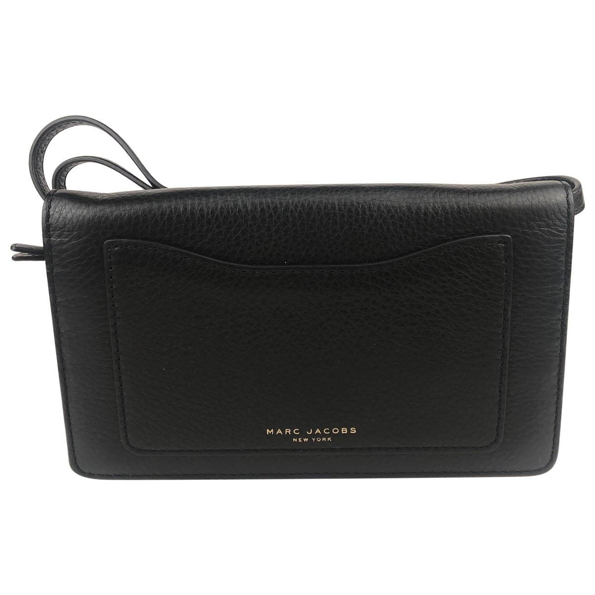 Marc Jacobs N Black Leather wallet for Women N