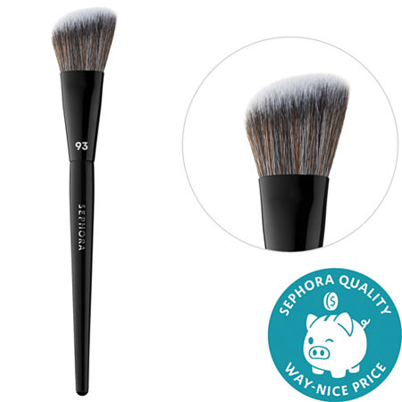 SEPHORA COLLECTION PRO Blush Brush #93, One Size , Multiple Colors