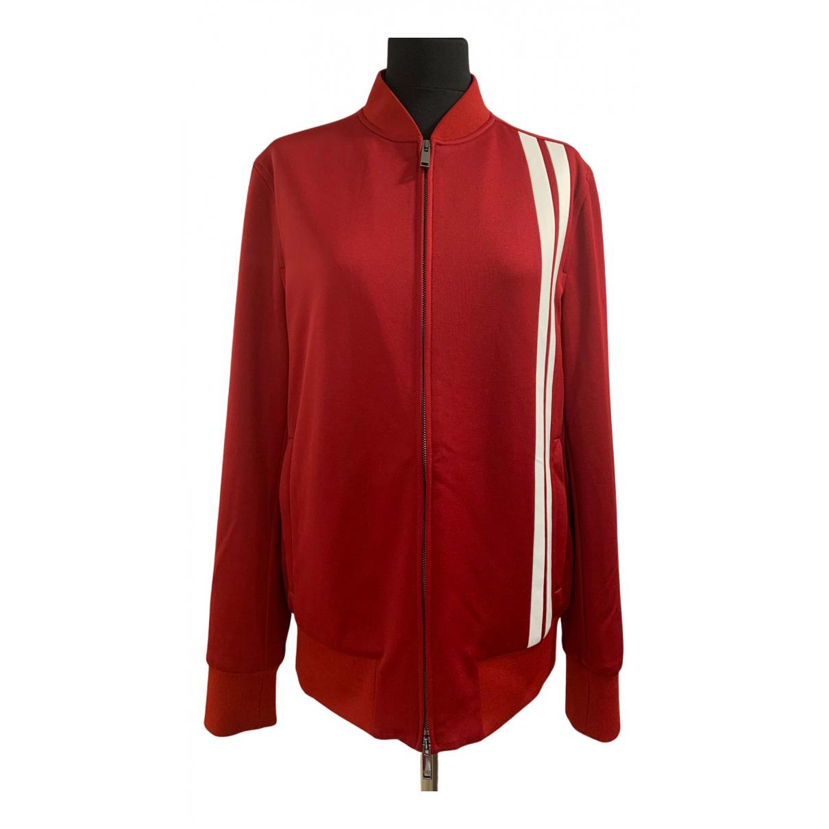 Valentino Garavani N Red Knitwear for Women 48 FR
