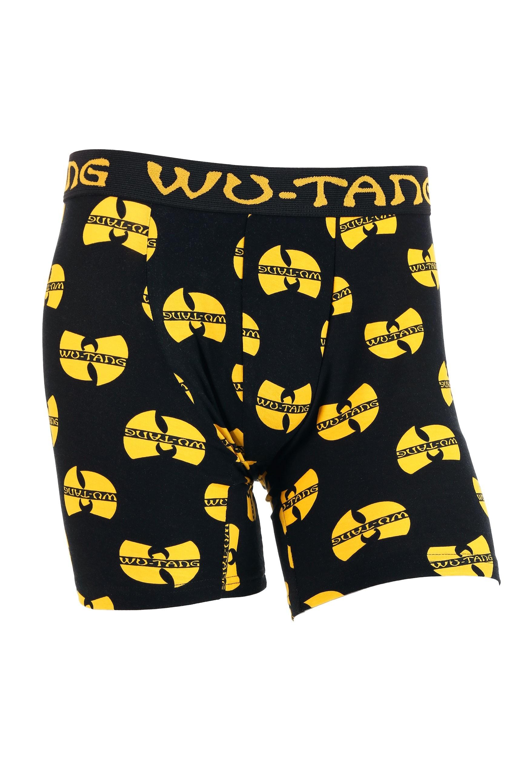 Wu Tang Logo Boxer Brief for Men