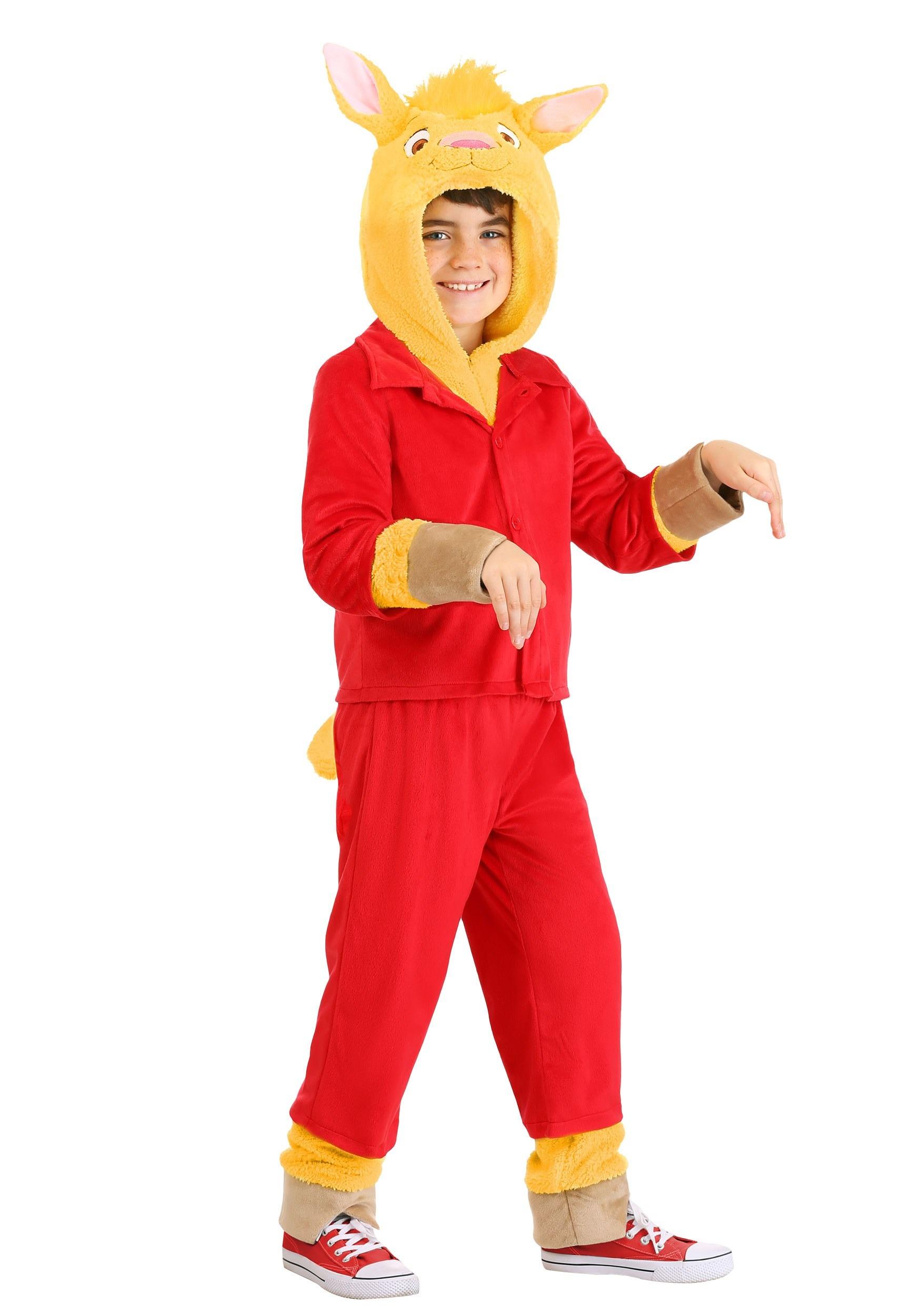 Llama Llama Red Pajama Kids Costume