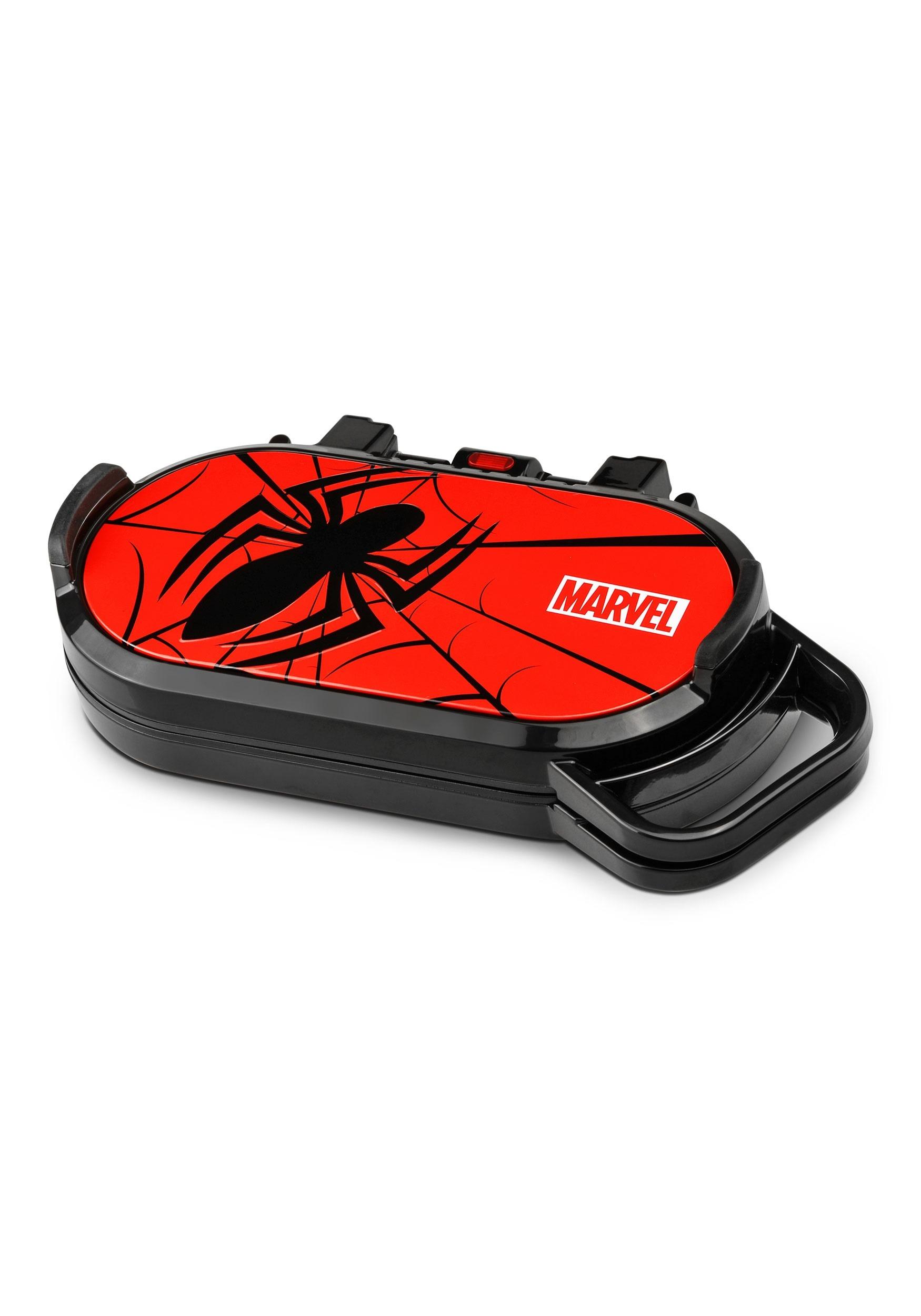 Marvel Spiderman Flip Pancake Maker