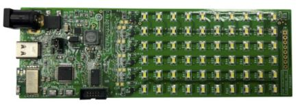 STMicroelectronics , 60 LED (6 x 10) Cost-Effective Matrix Display Bluetooth Evaluation Board, STP16CPC26 -