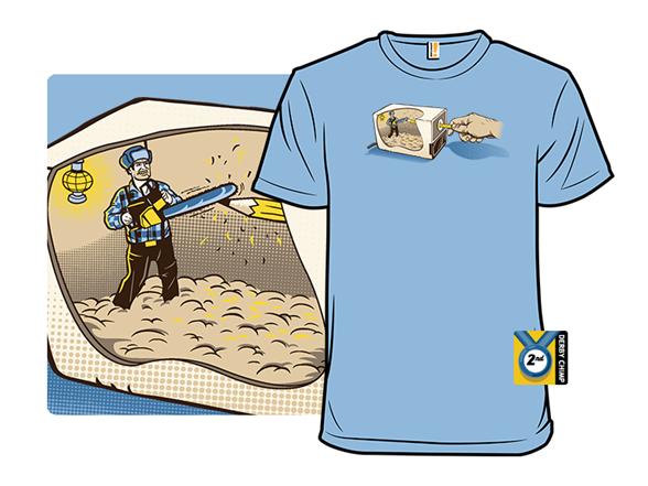 Secret Of The Sharpener T Shirt
