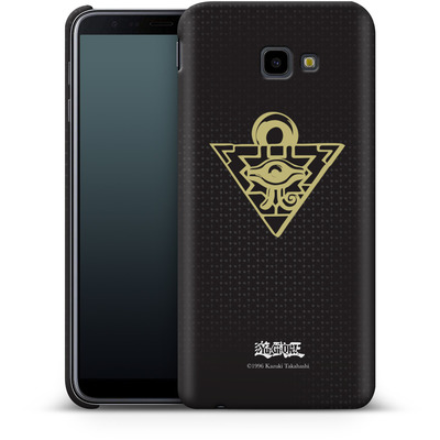 Samsung Galaxy J4 Plus Smartphone Huelle - Millennium Puzzle von Yu-Gi-Oh!