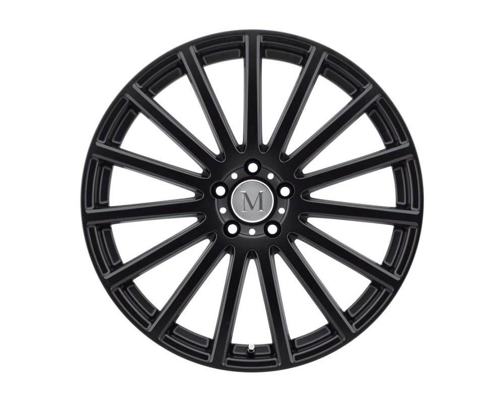Mandrus Rotec Wheel 20x10 5x112 25mm Matte Black