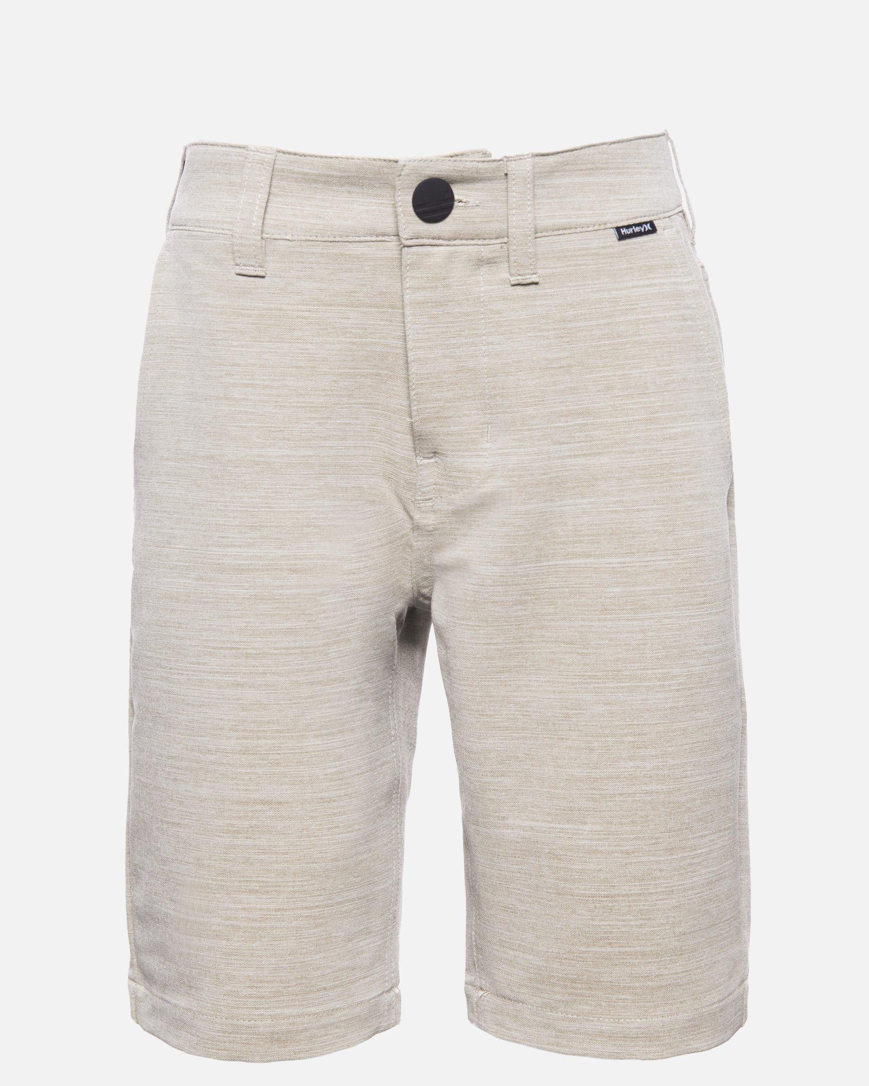 Boys' Dri-Fit Cutback Walkshort in Khaki, Size 8