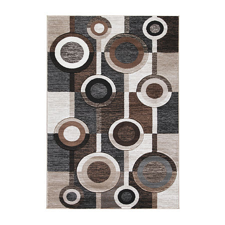 Signature Design by Ashley Guintte Area Rug Rectangular Indoor Rugs, One Size , Multiple Colors