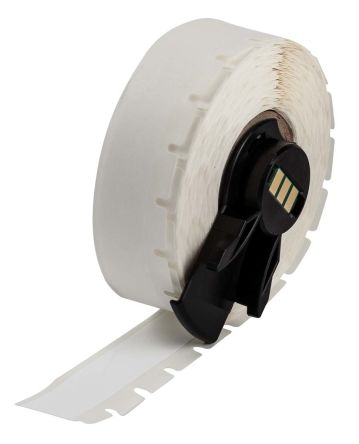 Brady M61C Cable Label Cable Marker Label, For Use With BMP61
