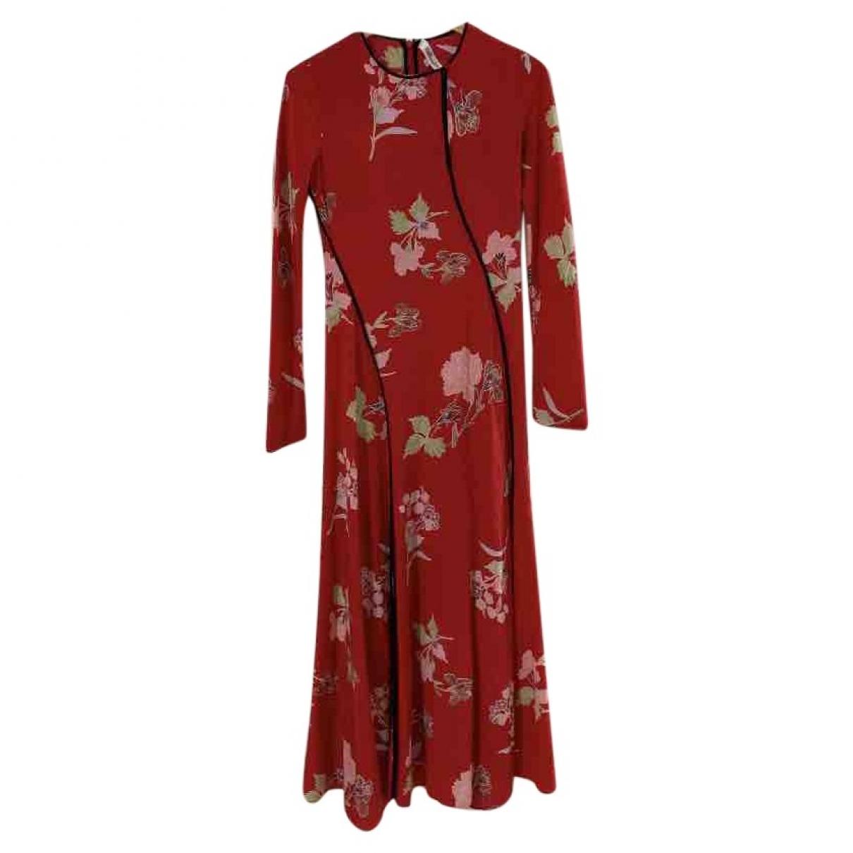 Diane Von Furstenberg \N Silk dress for Women 0 0-5