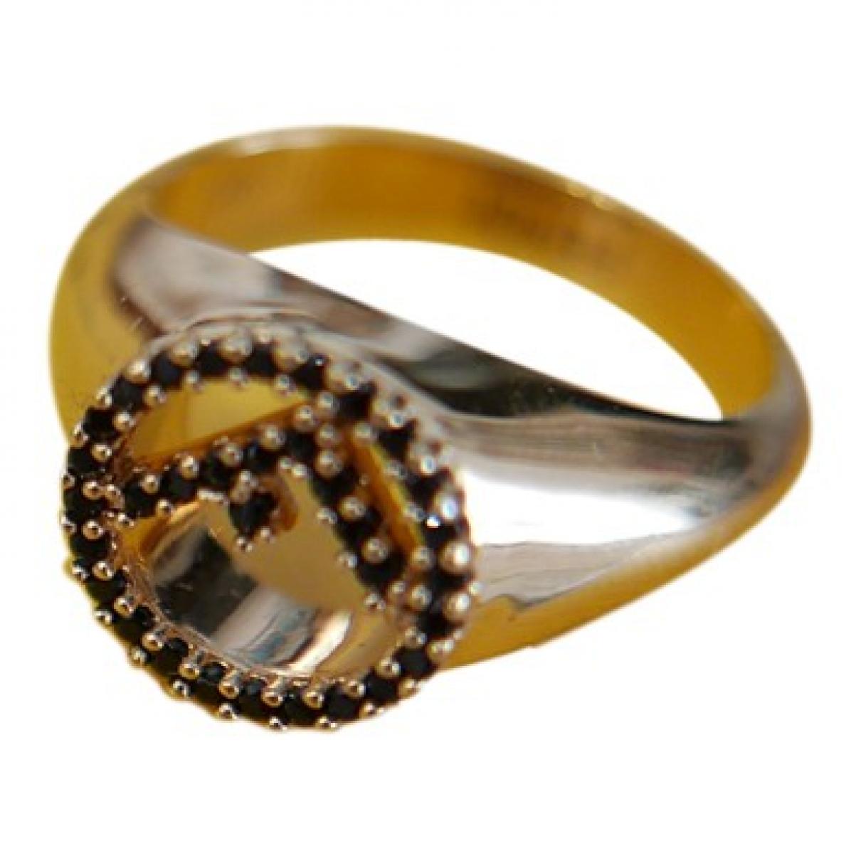 Fendi \N Gold Metal ring for Women 50 MM
