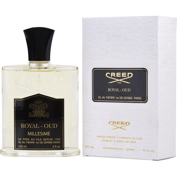 Royal Oud - Creed Millesime en espray 120 ML